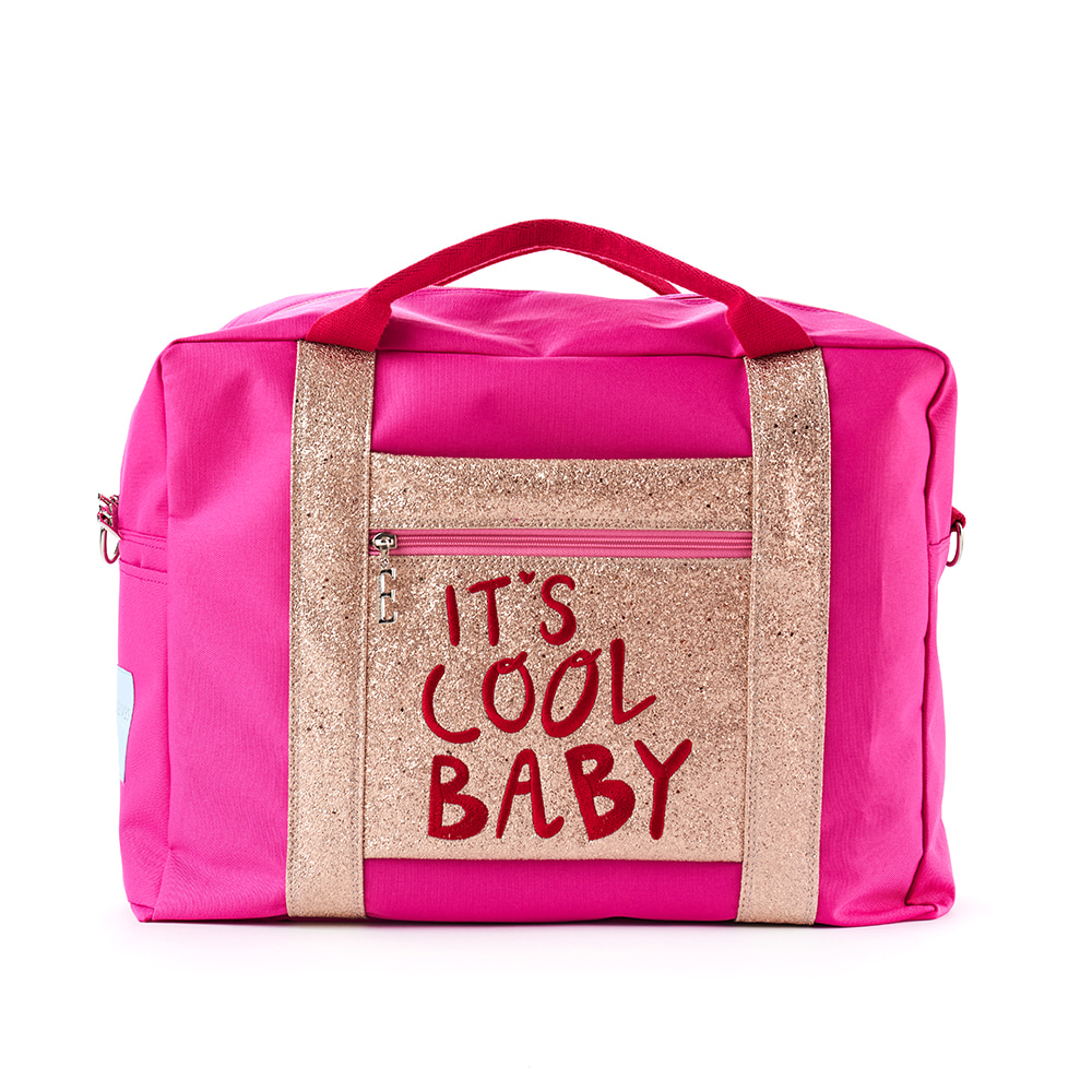 IT'S COOL BABY  TRAVEL BAG