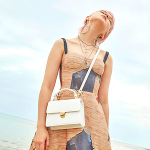 [스페셜 30%] THE LOVE TOTE BAG - WHITE