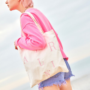 DARLING CREAM ECO BAG