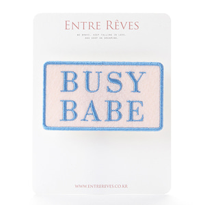 BUSY BABE PATCH