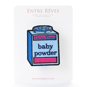 BABY POWDER PATCH