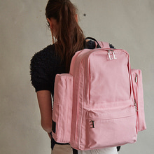 THE BLANK BACKPACK - PINK